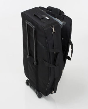 Trolleybag, Tasche mit Rollen und Teleskopgriff passend für Cantoni Stühle S102N