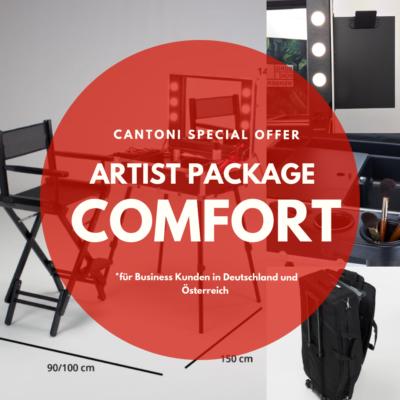 Cantoni Sonderangebot mit Make-Up Tisch, Stuhl, Tasche und Zubehör